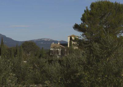 Le Mas des Vautes, dans l'Hérault