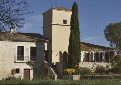 Photo du Mas des Vautes, à Saint-Gély-du-Fesc